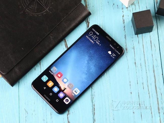 华为 HUAWEI 麦芒 6全网通 4GB+64GB版 极光蓝 移动联通电信4G手机 双卡双待