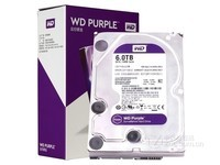 西部数据紫盘6TB/5400转/64MB(WD60EJRX)