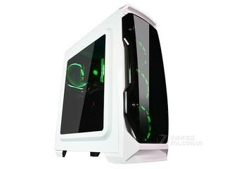 名龙堂剑龙G4X i7 7700/GTX1050T 水冷DIY组装电脑主机