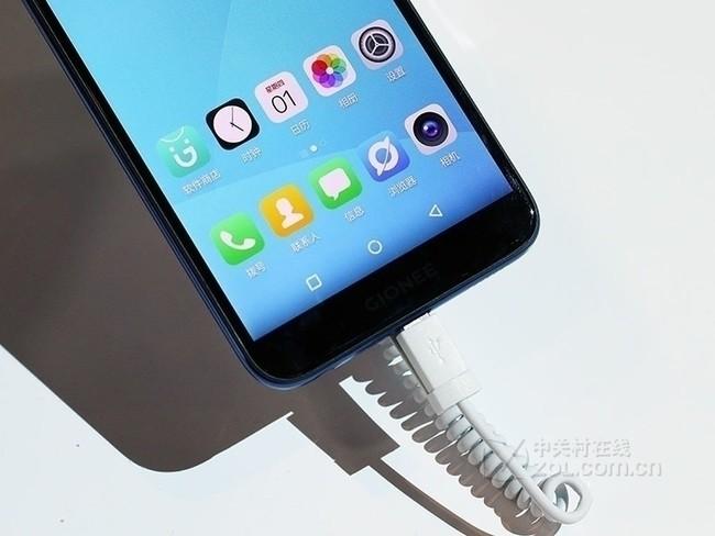 金立手机f6:价钱仅为1399元