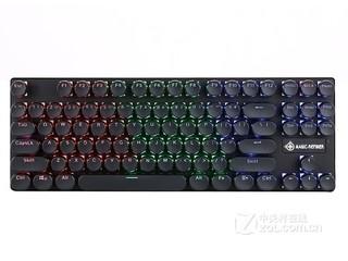 魔炼者1506RGB复古圆键帽机械键盘