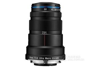 老蛙25mm f/2.8 ULTRA MACRO 2.5-5.0X
