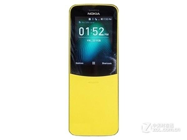 诺基亚8110(双4G)