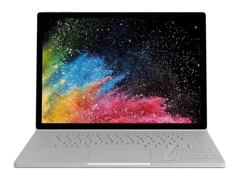微软Surface Book 2(i7/16GB/256GB/15寸)