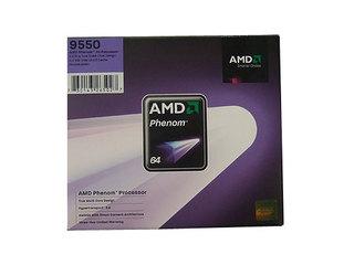 AMD 羿龙 X4 9550(盒)