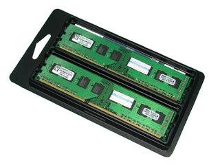 金士顿2GB DDR3 1066(套装)