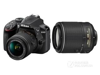 尼康D5300套机(18-55mm,55-200mm)