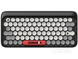 洛斐EH112S DOT蓝牙机械键盘