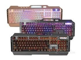 新盟曼巴狂蛇K670有线游戏键盘