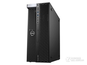 戴尔 Precision T5820(Xeon W-2133/128GB/512GB+4TB/P5000)