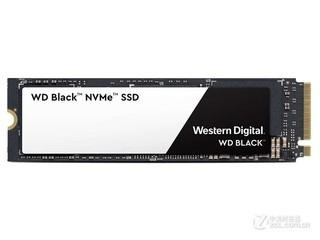 西部数据Black 3D NVMe WDS500G2X0C(500GB)