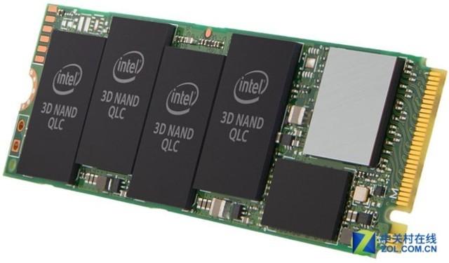 英特尔发布QLC闪存 型号660P支持NVMe协议