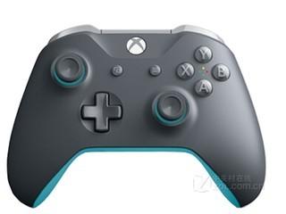 微软Xbox One无线手柄 蓝灰色限量版