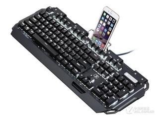 新盟x10曼巴狂蛇复古朋克经典版键盘(青轴)