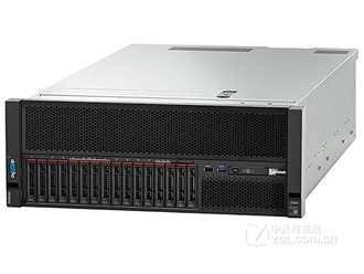 联想 ThinkSystem SR860(Xeon Gold 5120*2/16GB*4/600GB*4)