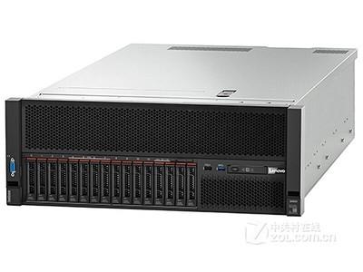 联想 ThinkSystem SR860(Xeon Gold 5120*2/16GB*4/600GB*8)