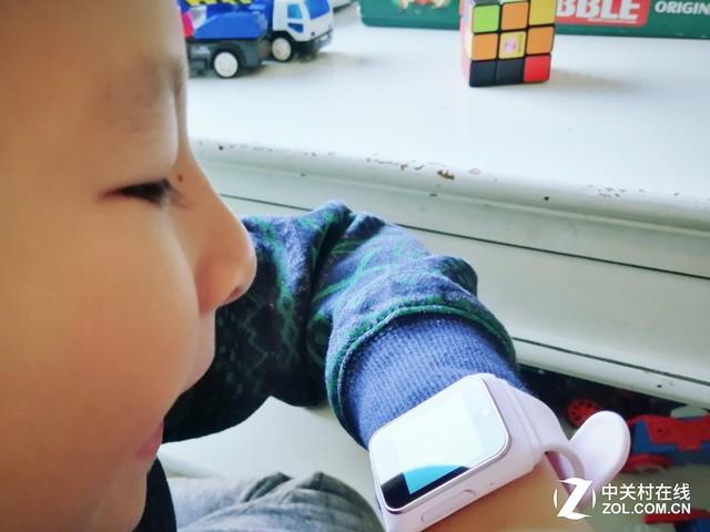联想儿童电话手表C1评测 全面保护祖国下一代