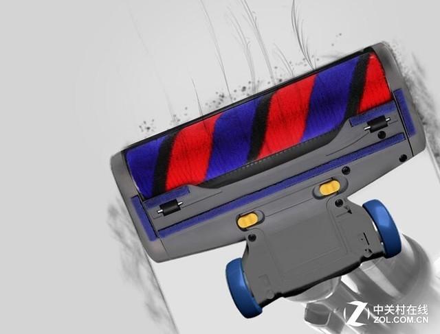 更轻便更省力 莱克M81升级款吸尘器到手价1999元