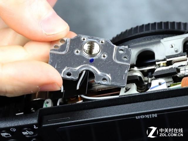内部做工有乾坤 外媒拆解尼康全画幅微单Z7