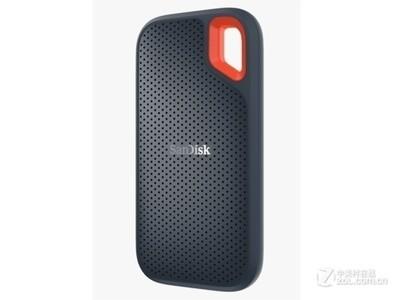 闪迪 至尊极速E60便携式移动固态硬盘(1TB)