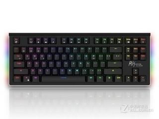 RK G87有线/蓝牙双模黑轴机械键盘