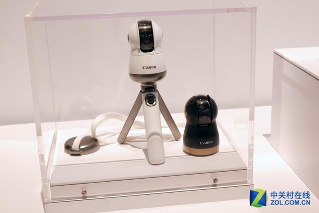 CES2019 佳能专业影像设备全系亮相