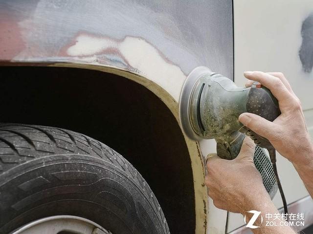 修补车漆时,不要被原厂漆的说辞忽悠了