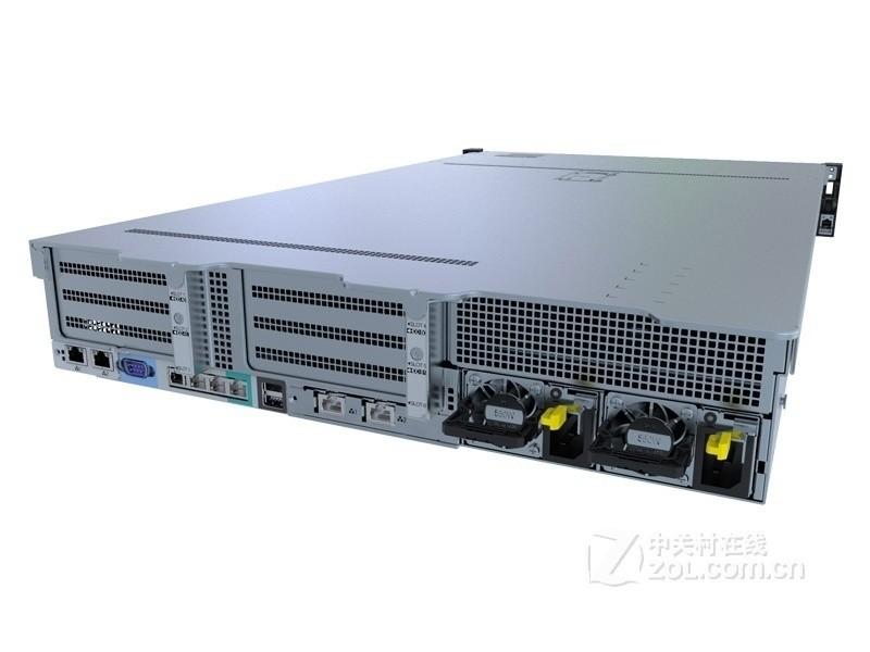 华为FusionServer 2288H V5(Xeon Silver 4116*2/8*16GB/300GB*2+1.2TB*5)