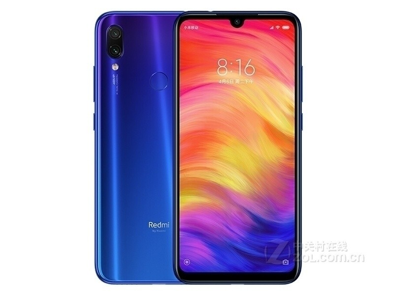 Redmi Note 7(3GB RAM/全网通)