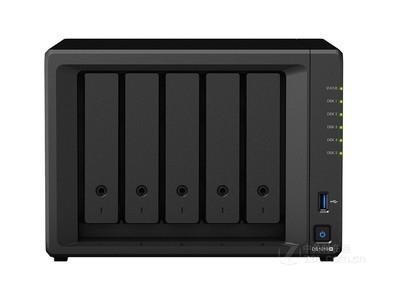 群晖 DS1019+ 五盘位企业网络存储无内置硬盘空箱