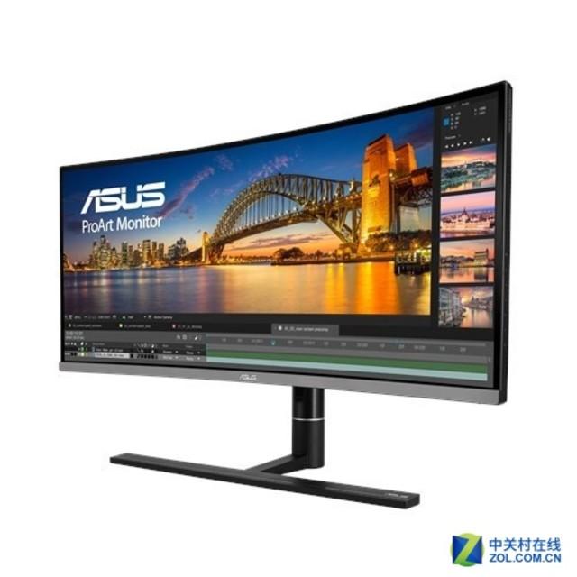 华硕发布ProArt PA34VC专业显示器