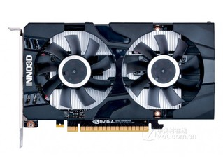 Inno3D GeForce GTX 1650 黑金至尊版