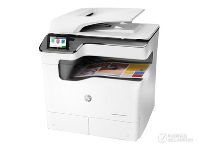 HP PageWide Managed Color MFP P77440dn