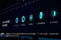 荣耀20 PRO(8GB/256GB/全网通)发布会回顾7