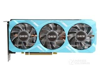 影驰GeForce GTX 1660Ti 金属大师