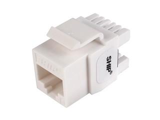 一舟六类非屏蔽信息插座模块M255