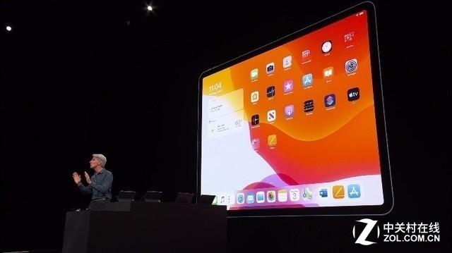 WWDC 库克和iOS