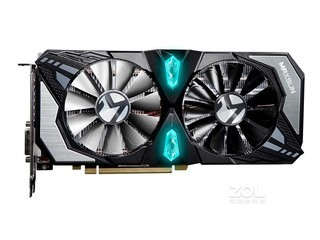 铭瑄 GeForce RTX 2060 Super 终结者 8G