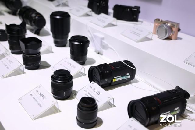 P&I2019 松下6K视频相机S1H亮相展台