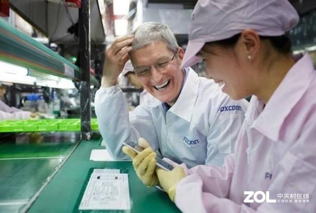 独家:苹果从中国转移15-30%硬件产能可行吗?