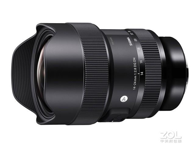 适马发布14-24mm F2.8高端超广角镜头