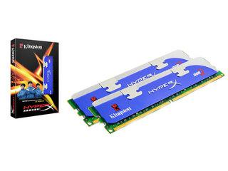 金士顿2GB DDR2 900(双通道套装HyperX)
