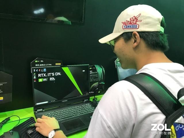 学出位 玩出色 一代机王 神舟战神G9/GX9亮相2019 ChinaJoy