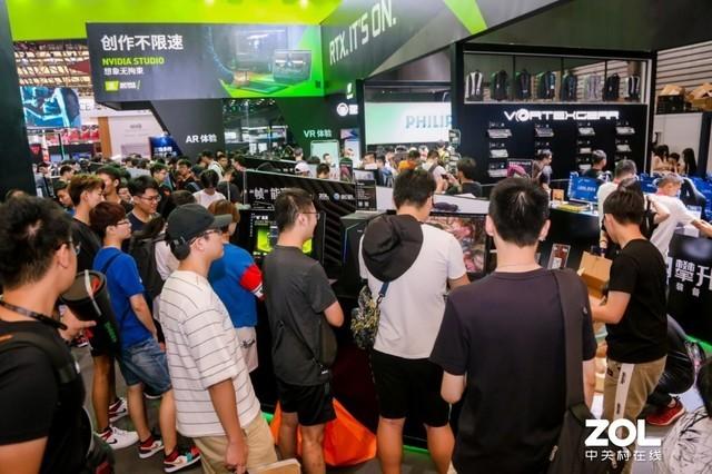 ChinaJoy极致电竞 Acer宏碁电竞显示器经验出场