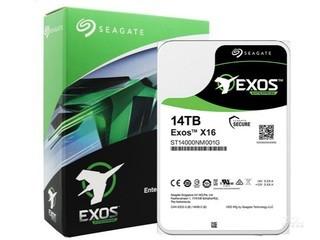希捷银河Exos X16 14TB 256MB(ST14000NM001G)