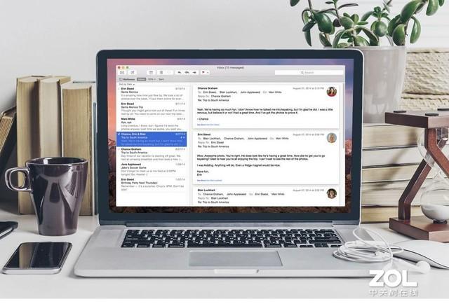 Mac版Apple Mail曝漏洞 加密邮件被明码存储