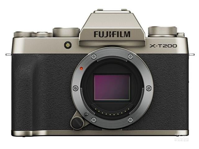 VLOG用户买这款合适 富士X-T200相机正在促销
