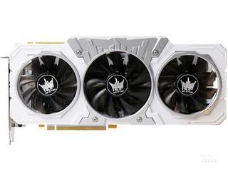 影驰GeForce RTX 2080 SUPER HOF Classic