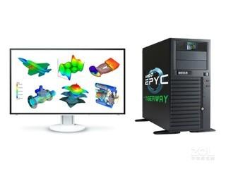 TIGERWAY W525-R/S12GM(EPYC 7542*2/128GB/512GB+4TB/RTX2070SUPER)
