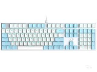 达尔优机械师合金双拼机械键盘